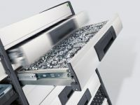 fahrzeugeinrichtungen - vario offene schublade mit kleinteilen